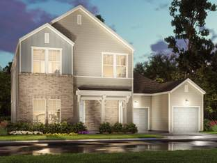 The Madison (S306) - Spring Brook Village - Executive Home Collection: Houston, Texas - Meritage Homes