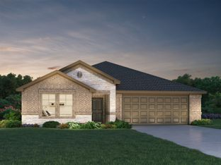 The Preston (L403 LN) - Mandola Farms: Richmond, Texas - Meritage Homes