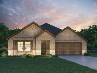 The Preston (L403 LN) - Riverstone Ranch - The Manor - Classic: Pearland, Texas - Meritage Homes