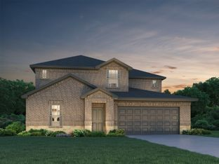 The Pearl (L452 LN) - Mandola Farms: Richmond, Texas - Meritage Homes