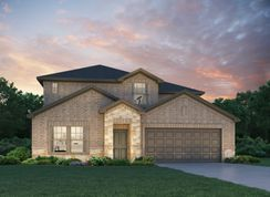 The Pearl (L452 LN) - Cherry Pines: Tomball, Texas - Meritage Homes