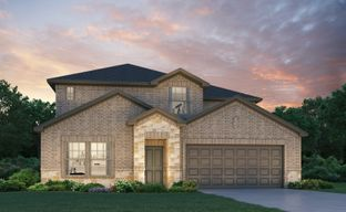 Cherry Pines by Meritage Homes in Houston Texas