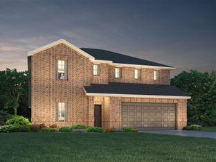 The Kessler (L454 LN) - Dry Creek Village: Missouri City, Texas - Meritage Homes