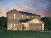 Dry Creek Village by Meritage Homes in Houston Texas