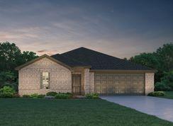 The Oleander (L401 LN) - Dry Creek Village: Missouri City, Texas - Meritage Homes