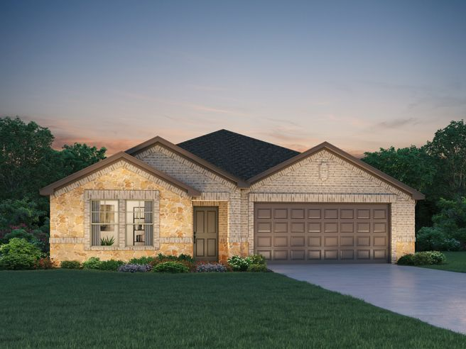 2418 Bear Creek Drive (The Oleander (L401 LN))