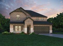 The Bexar - Brookside: Princeton, Texas - Meritage Homes