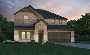 Brookside by Meritage Homes in Dallas Texas