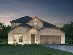 The Pearl (L452 LN) - Riverstone Ranch - The Manor - Classic: Pearland, Texas - Meritage Homes