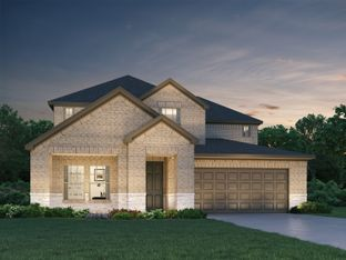 The Pearl (L452 LN) - Miramesa - The Reserve: Cypress, Texas - Meritage Homes