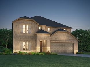 The Kessler - Northstar: Haslet, Texas - Meritage Homes