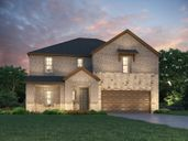 Berkshire - Meadow Series by Meritage Homes in Fort Worth Texas