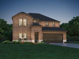 The Bexar - Ventana: Fort Worth, Texas - Meritage Homes