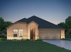 The Preston - Brookside: Princeton, Texas - Meritage Homes