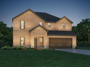 The Hampton - Frost Farm: Royse City, Texas - Meritage Homes
