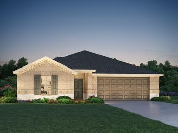 Spec Homes & Quick Move-in Homes in Pearland, TX