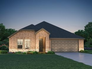 The Preston (L403 LN) - Miramesa - The Reserve: Cypress, Texas - Meritage Homes