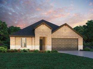 The Henderson - Brookside: Princeton, Texas - Meritage Homes