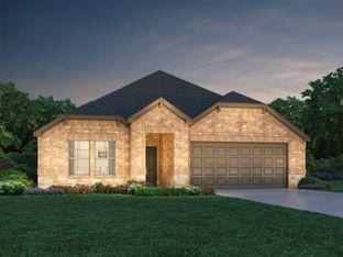 The Henderson - Kings Ridge: Denton, Texas - Meritage Homes