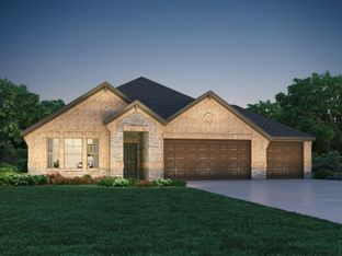 The Inwood - Northstar: Haslet, Texas - Meritage Homes