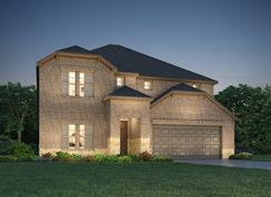 The Kessler (L454 LN) - Riverstone Ranch - The Manor - Classic: Pearland, Texas - Meritage Homes