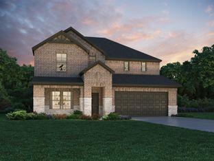 The Bexar - Northstar: Haslet, Texas - Meritage Homes