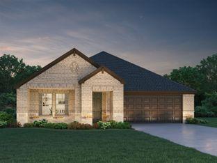 The Oleander - Brookside: Princeton, Texas - Meritage Homes