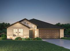 The Fitzhugh (L402 LN) - Cherry Pines: Tomball, Texas - Meritage Homes