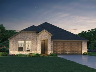 The Fitzhugh (C402) - Riverstone Ranch - The Manor - Classic: Pearland, Texas - Meritage Homes