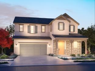 Residence 3 - Vantage at Tracy Hills: Tracy, California - Meritage Homes