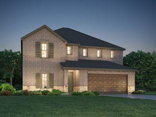 The Legacy (C453) - Alexander Estates: Tomball, Texas - Meritage Homes