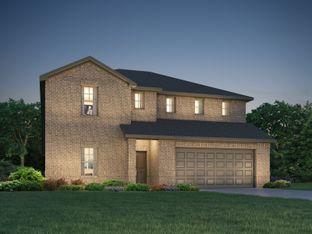 The Legacy (C453) - Stillwater: Conroe, Texas - Meritage Homes