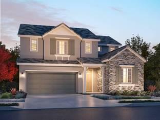 Residence 1 - Vantage at Tracy Hills: Tracy, California - Meritage Homes