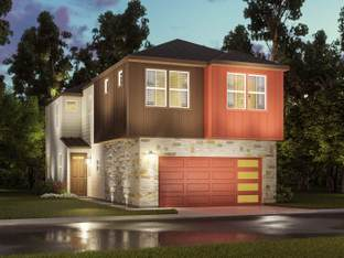 The Quinn (S104) - Easton Park: Austin, Texas - Meritage Homes