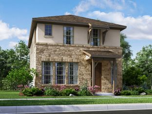 The Wiltshire (2409) - Big Sky Ranch - Heritage Collection: Dripping Springs, Texas - Meritage Homes