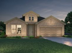 The Atwood (4181) - Montgomery Oaks - Estate: Conroe, Texas - Meritage Homes
