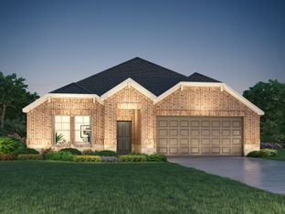 The Henderson (L404) - Miramesa - The Reserve: Cypress, Texas - Meritage Homes