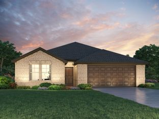 The Henderson (L404) - Dry Creek Village: Missouri City, Texas - Meritage Homes