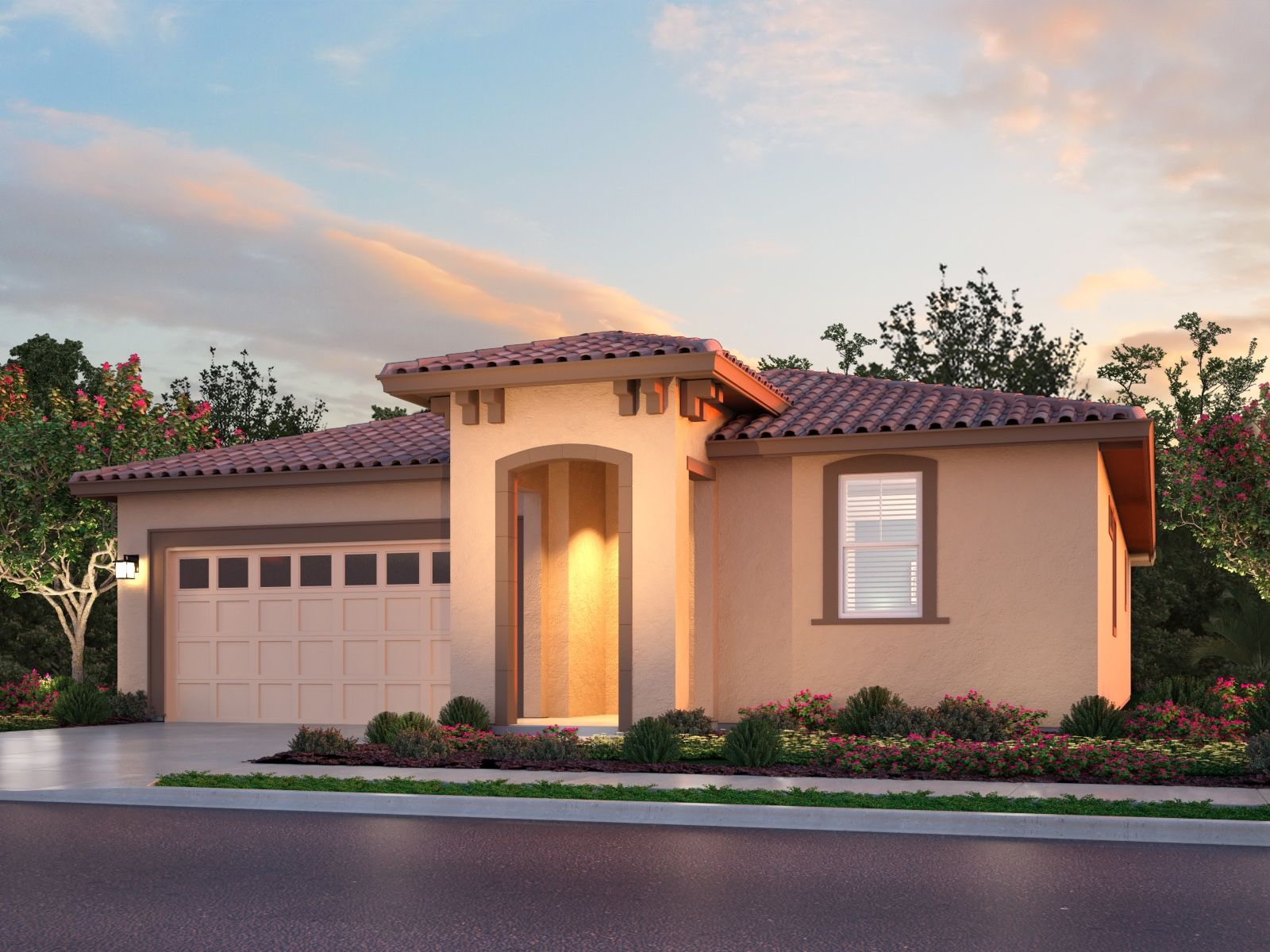 Exterior featured in The Alessandra By Meritage Homes in Oakland-Alameda, CA