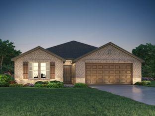 The Henderson (L404) - Sierra Vista: Iowa Colony, Texas - Meritage Homes