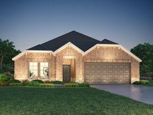The Henderson (C404) - Alexander Estates: Tomball, Texas - Meritage Homes