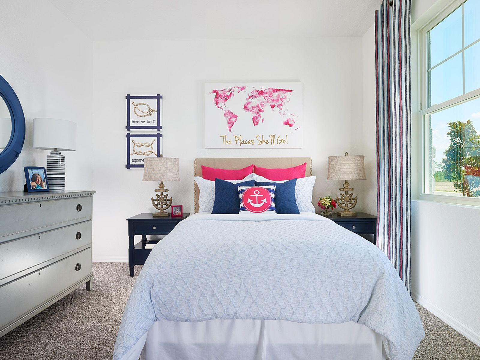 Bedroom featured in the Pomelo By Meritage Homes in Daytona Beach, FL