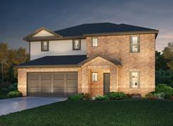 The Hampton (C450) - Deerbrooke: Leander, Texas - Meritage Homes