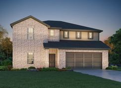 The Kessler (C454) - Cross Creek - The Hills: Hutto, Texas - Meritage Homes
