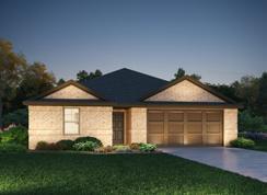 The Fitzhugh (C402) - Cross Creek - The Hills: Hutto, Texas - Meritage Homes