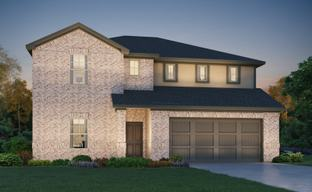 Cross Creek - The Hills by Meritage Homes in Austin Texas