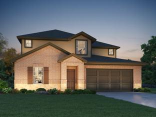 The Pearl (C452) - Deerbrooke: Leander, Texas - Meritage Homes