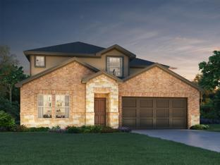 The Pearl (C452) - Cross Creek - The Hills: Hutto, Texas - Meritage Homes