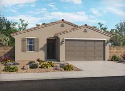 Mason - Legacy at Homestead: Maricopa, Arizona - Meritage Homes