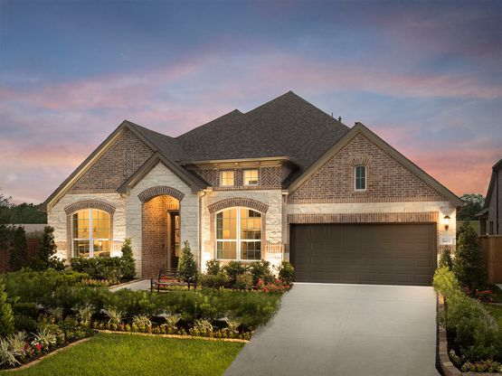 Sienna - Heritage Park in Missouri City, TX :: New Homes by